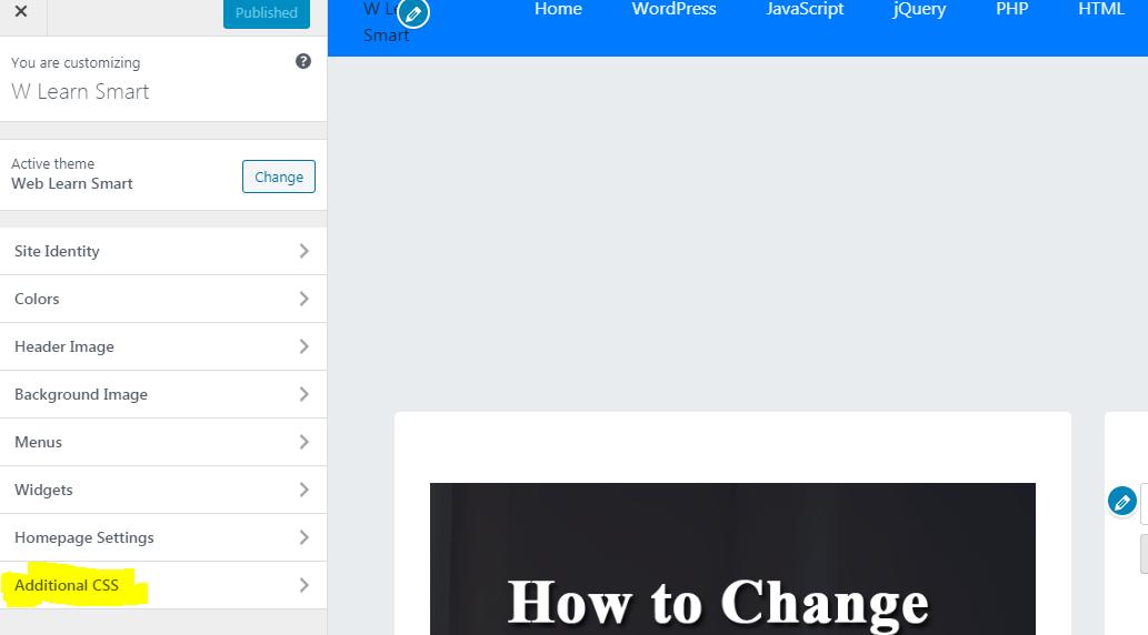 wordpress site identity logo size